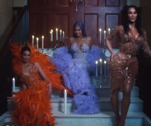glamour, Jennifer, and sisters image