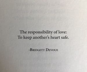 love, heart, and safe image