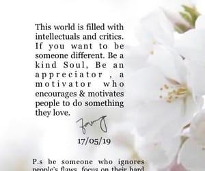 appreciate, critics, and motivation image