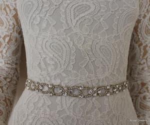 accessories, bridal sash, and bridal belt image