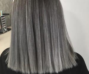 dye, fashion, and gray image