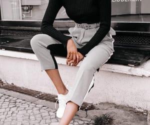 black, classy, and luxury image