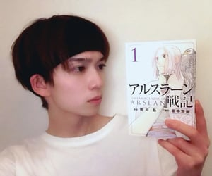 boy, japan, and japanese image