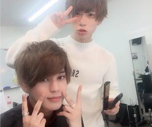boys, japan, and model image