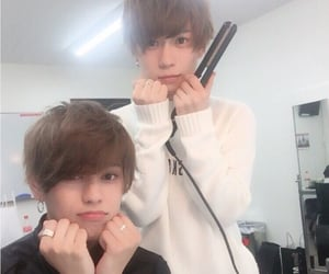 boys, japan, and japanese image