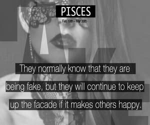 life, pisces, and zodiac image