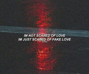 quotes, red, and love image