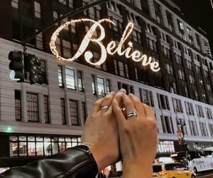 couple, love, and believe image