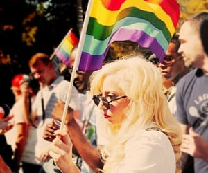 Lady gaga, gay, and lgbt image