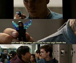 Marvel, tom holland, and jacob batalon image