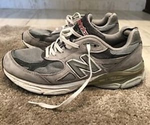 athletic shoes, ebay, and sneaks image