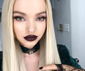 dove cameron, Halloween, and blonde image