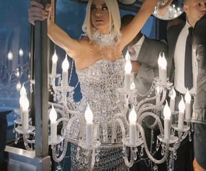 chandelier, katy perry, and kylie jenner image
