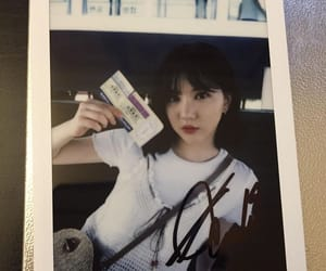 kpop, polaroid, and eunha image
