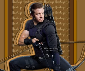 hawkeye, jeremy renner, and clint barton image