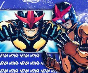 Marvel, nova, and sam alexander5 image