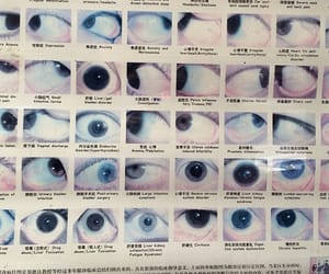 eyes, archive, and theme image