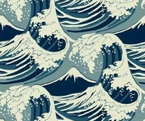 wallpaper, blue, and pattern image