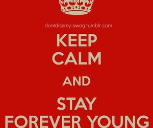 forever, Forever Young, and infinite image