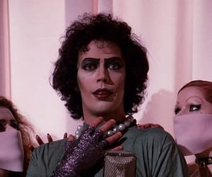 film, rocky horror picture show, and Tim Curry image