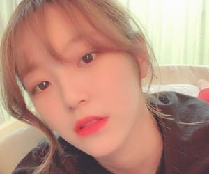jiheon, fromis, and fromis9 image