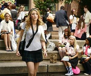 gossip girl, blake lively, and Serena Van Der Woodsen image