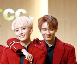 jun, jeonghan, and kpop image