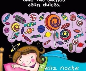 buenas noches, dream on, and dulces sueños image
