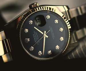 watch, rolex, and luxury image