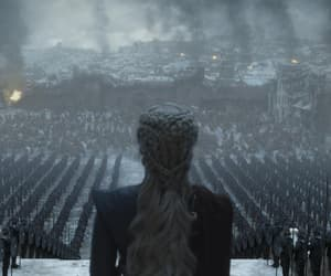 game of thrones and dragons image