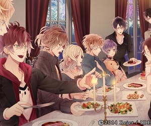 anime, diabolik lovers, and handsome image