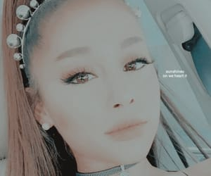 aesthetic, icons, and ariana image