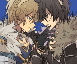 anime, sword art online, and handsome image