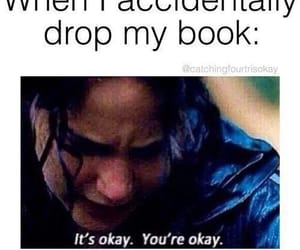 book, hunger games, and books image