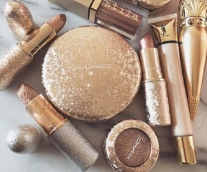 cosmetics, makeup, and glitter image