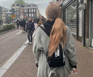 amsterdam, rose, and blackpink image