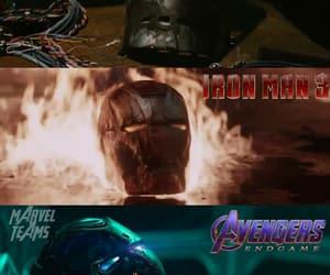 Avengers, tony stark, and head image