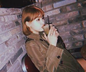 girl, JYP, and jyp entertainment image