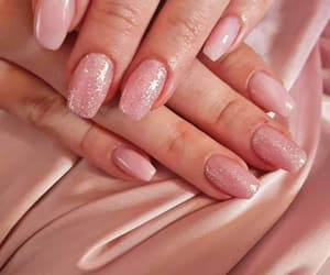gel, girly, and nails image