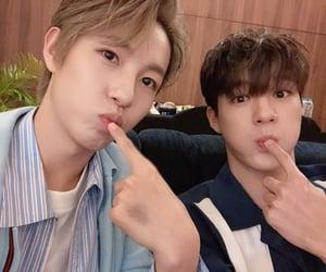 kpop, park jisung, and lee jeno image