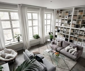 decorating, home decor, and loft apartment image