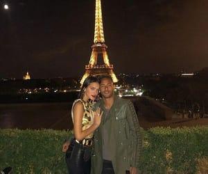 neymar, couple, and brumar image