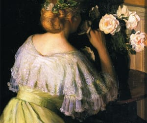 art, dress, and victorian image