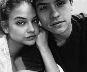dylan sprouse, barbara palvin, and couple image