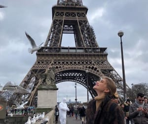 paris, travel, and beauty image