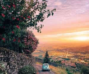 travel, nature, and Tuscany image