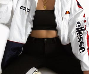 clothes, ellesse, and fashion image
