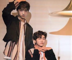 boys, lee donghyuck, and huang renjun image