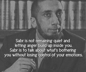 anger, emotions, and sabr image