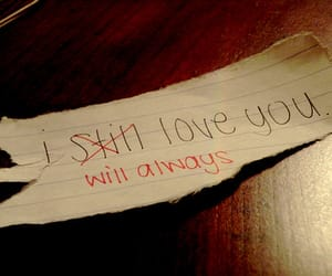 love, always, and text image